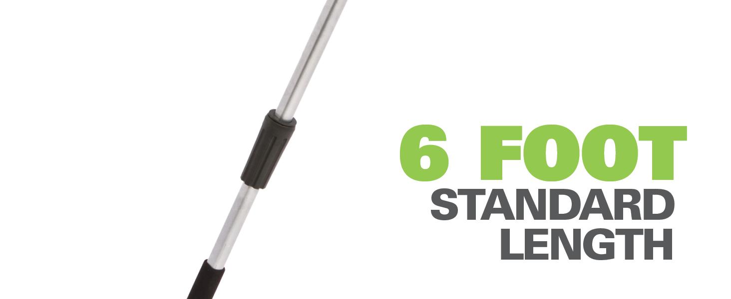 6 Foot Standard Length
