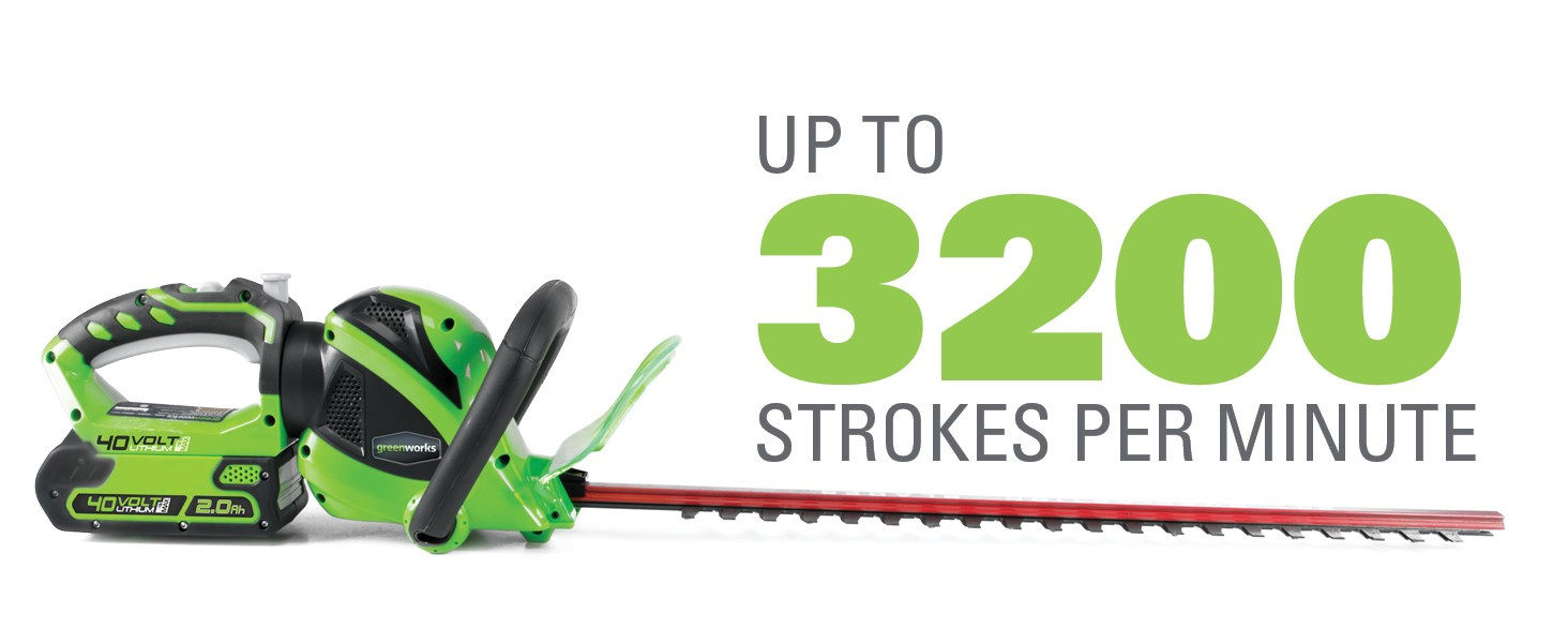 up to 3200 strokes per minute
