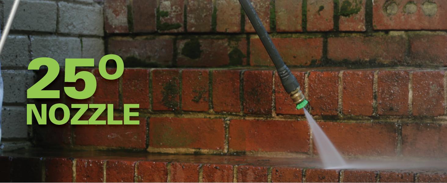 25 degree nozzle tip