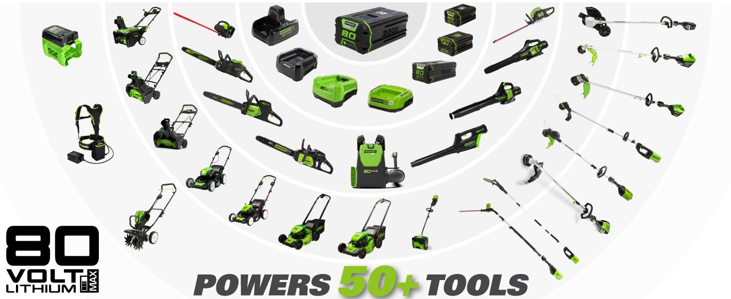 80v power tools
