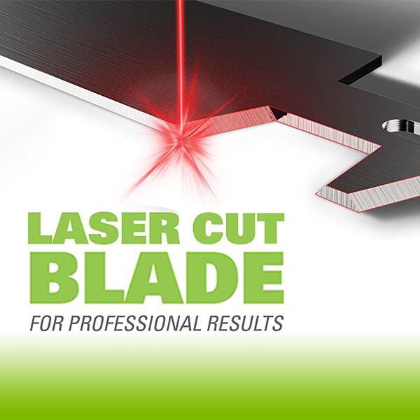 Laser Cut Blade