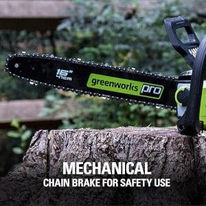 Mechanical Chain Brake