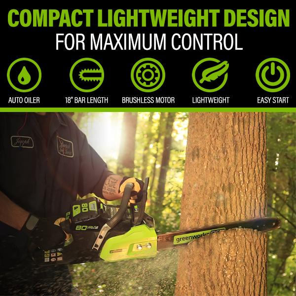 Compact Lightweight Design