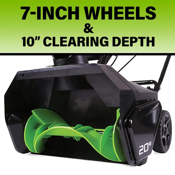 7 Inch Wheels