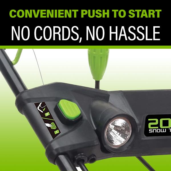 Convenient Push To Start