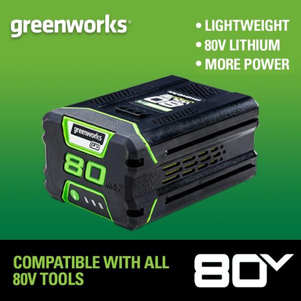 Greenworks 80V Battery