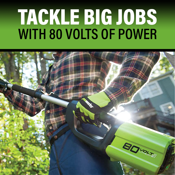Tackle Big Jobs