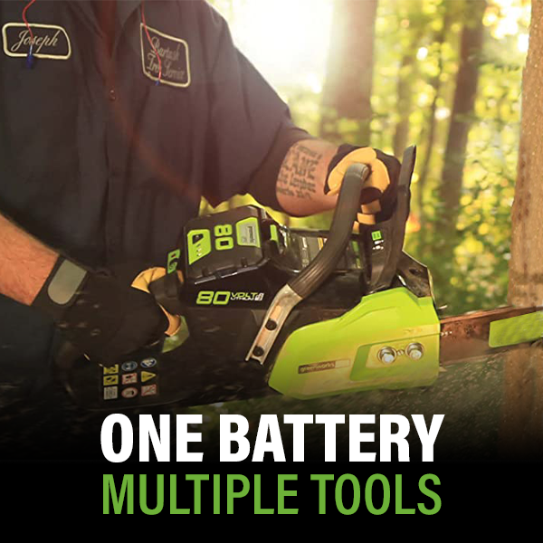 One Battery Multiple Tools