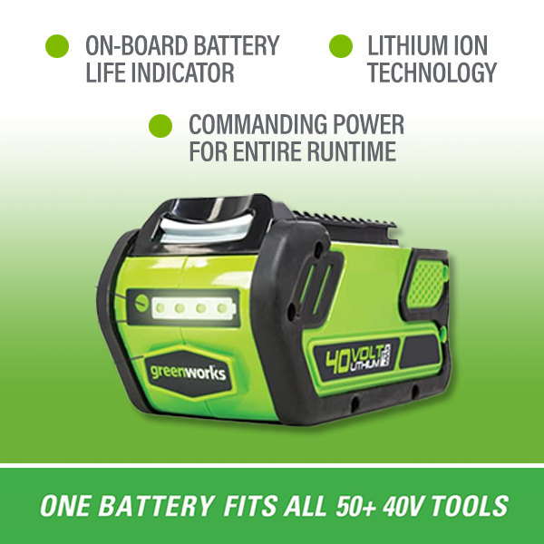 One Battery Fits All