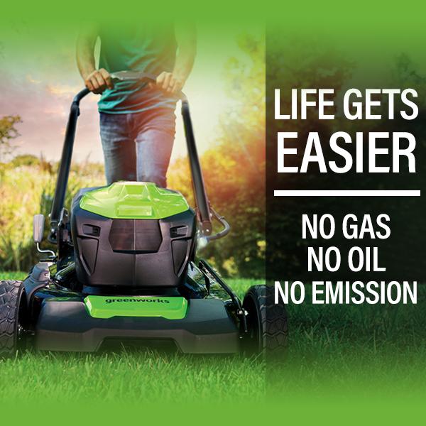 No Gas No Oil No Emission