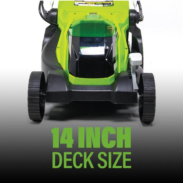Deck Size