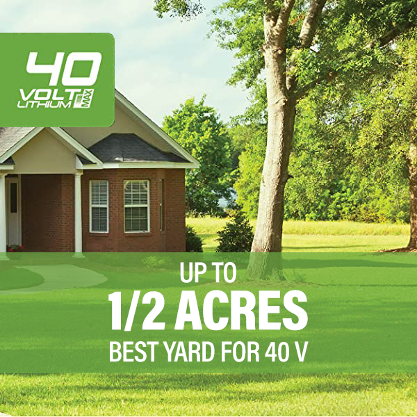 Up to 1/2 Acre