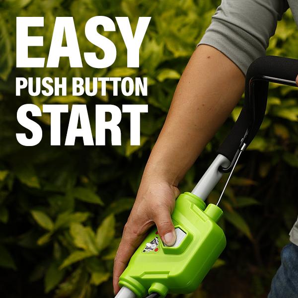Easy Push Button Start