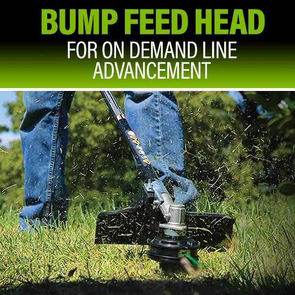 Bump Feed Head