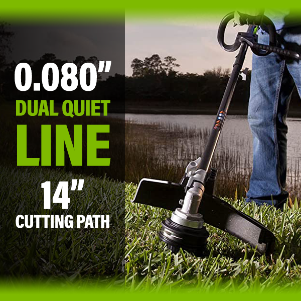 0.080 Inch Dual Quiet Line