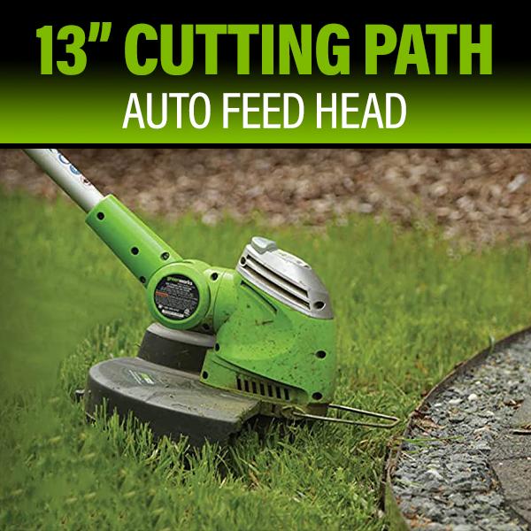 13 Inch Cutting Path
