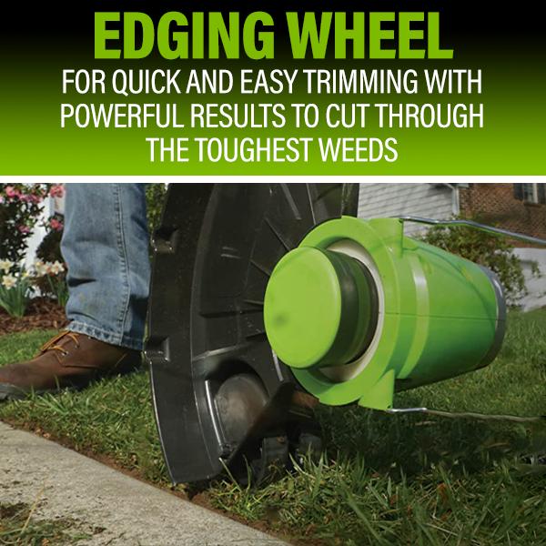 Edging Wheel