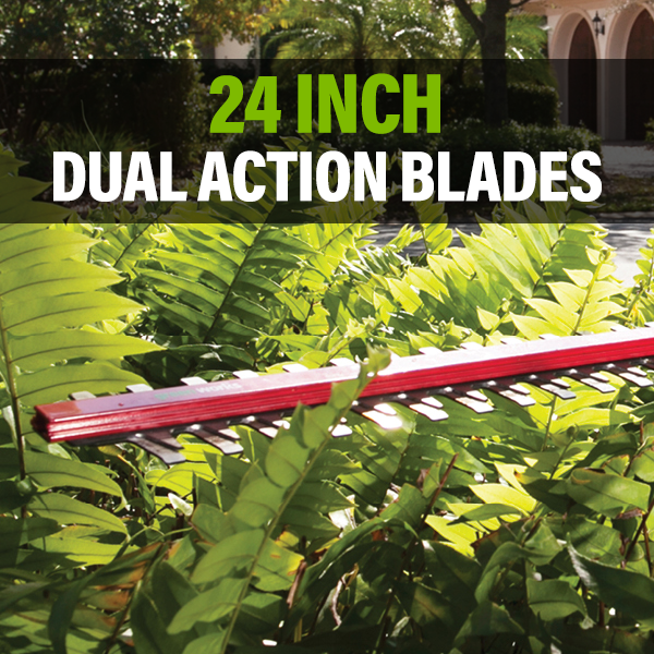 24 Dual Action Blade