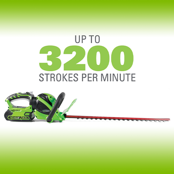 Up To 3200 Strokes