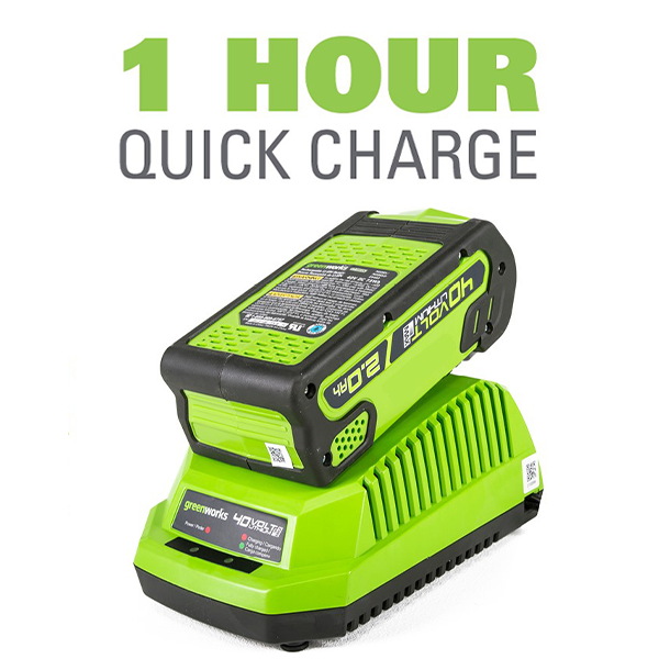 1 Hour Charge