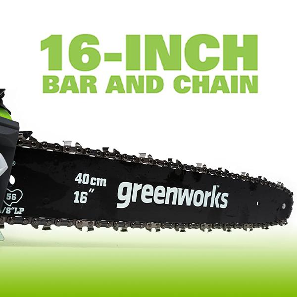 16 Inch Bar