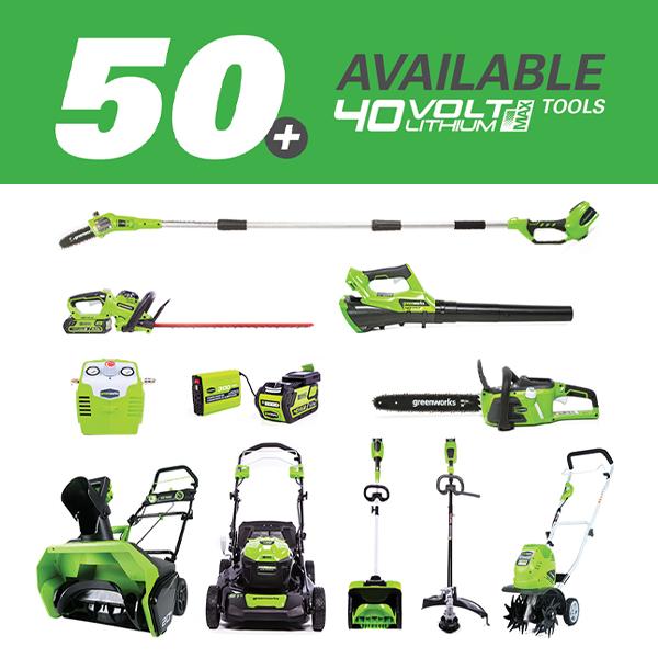40V 50  Lithium Tools