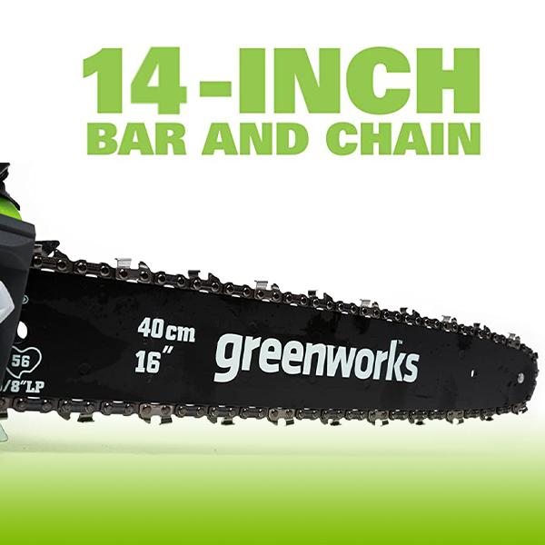 14 Inch Bar