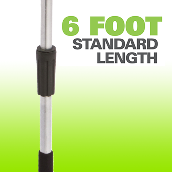 6 Foot Standard