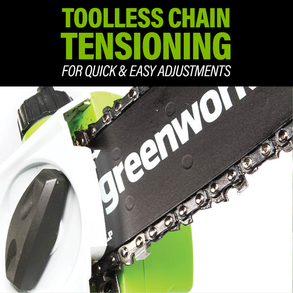 Easy Adjust Chain Tension