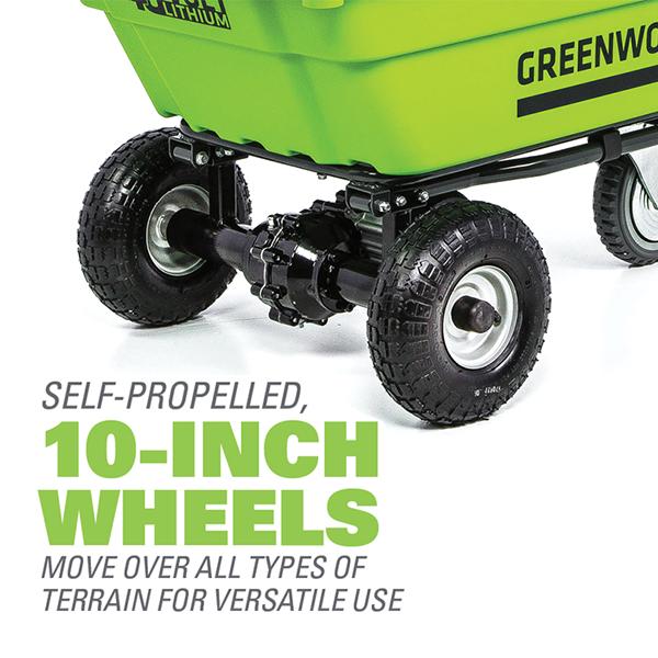 10 Inch Wheels