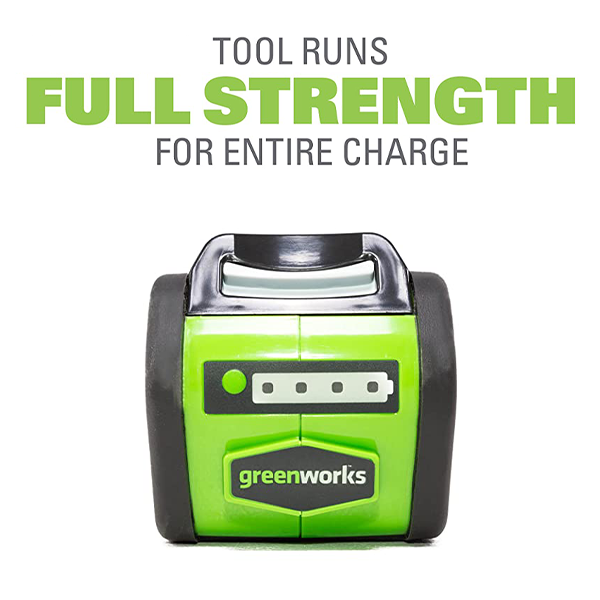 Tool Runs Full Strength