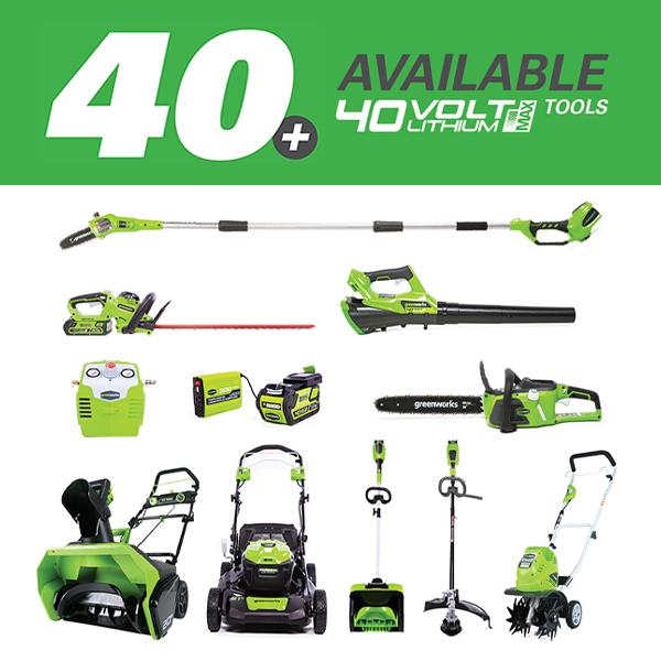 40V 40  Lithium Tools