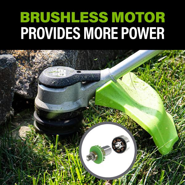 Brushless 80V Motor