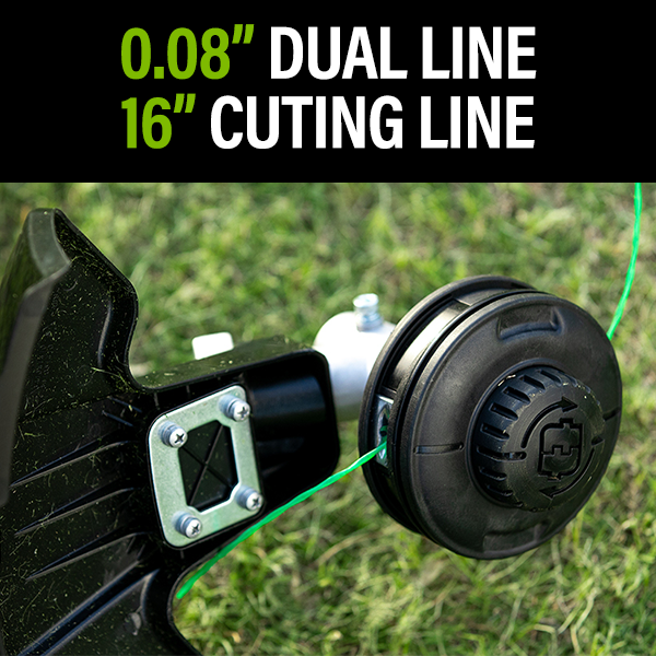 0.08 Inch Dual Line